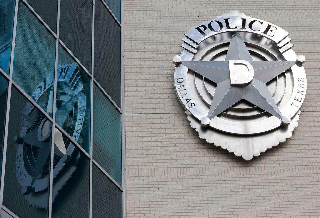 Dallas Police Department Headquarters in Dallas on June 14, 2019.