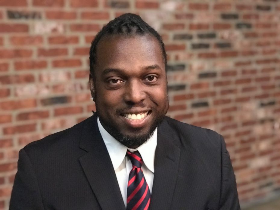 Donald Parish Jr. is a candidate for the Dallas City Council's District 7 in the May 1 election. (Image Courtesy of Donald Parish Jr.)