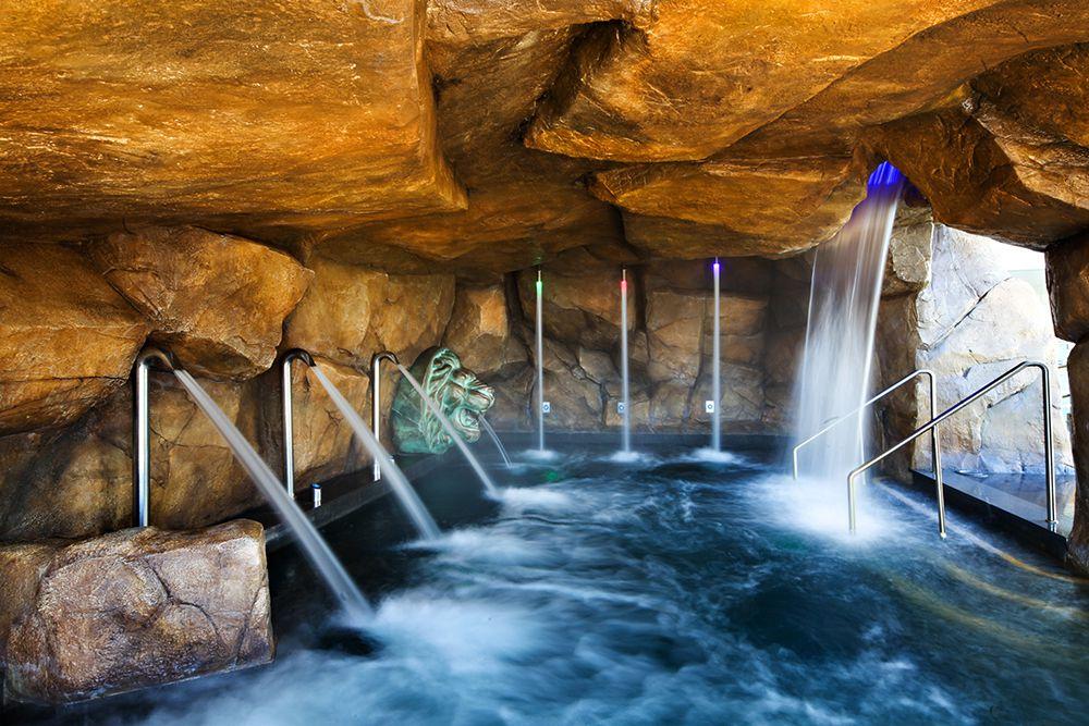Spa Castle's Mystic Pool