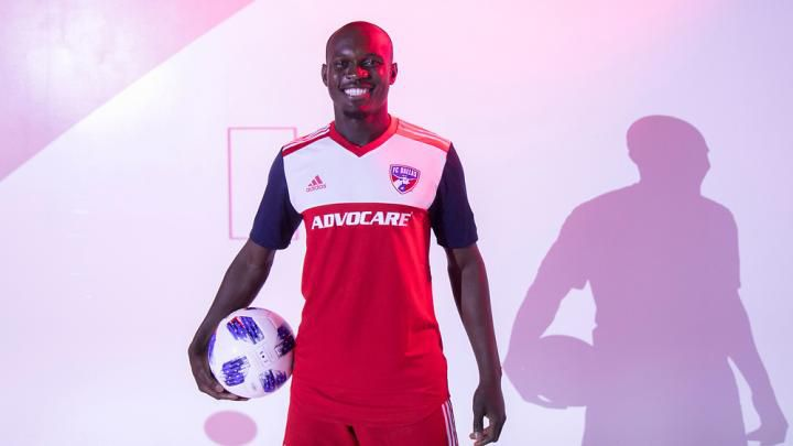 Francis Atuahene of FC Dallas