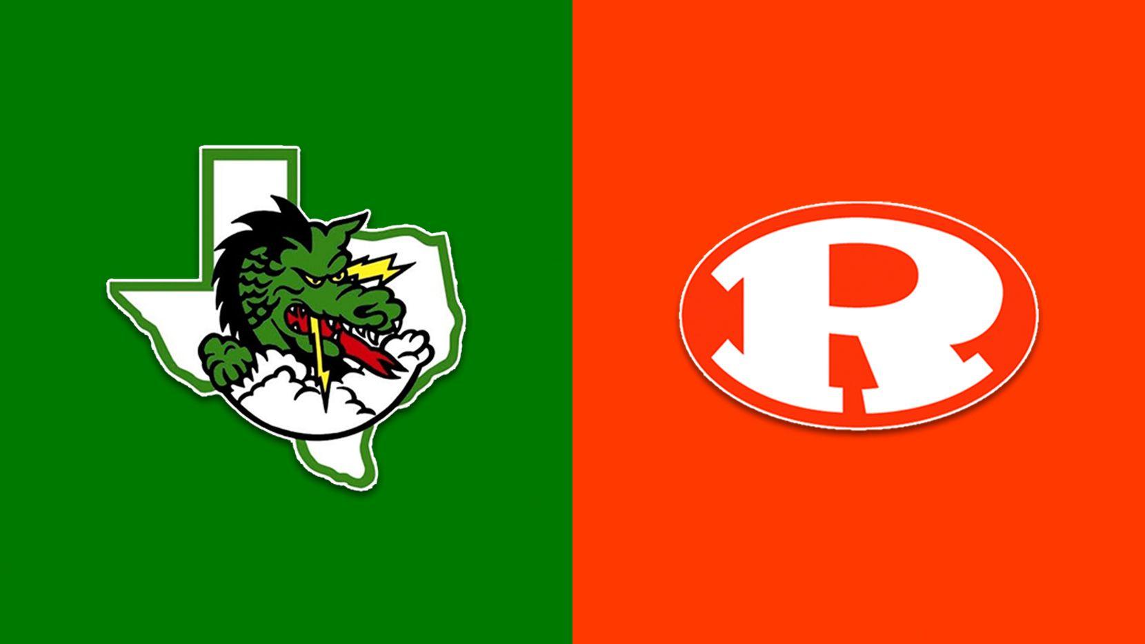 Southlake Carroll vs. Rockwall.