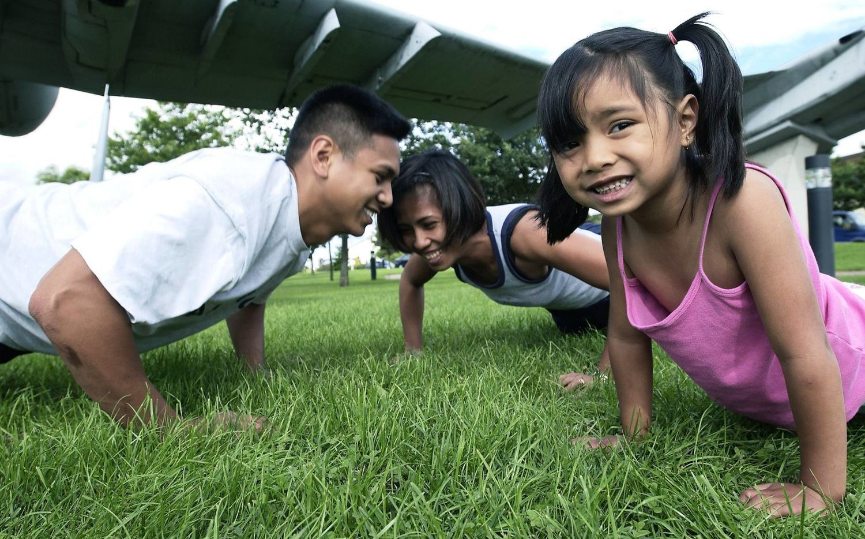 El evento anual '¡Vive tu vida! Get Up! Get Moving!', organizado por The Concilio, promueve la salud y nutrición de familias latinas durante la pandemia del coronavirus.
