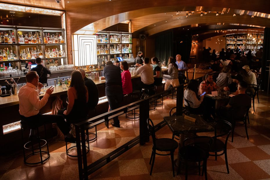Midnight Rambler, a bar in downtown Dallas that closed for a whopping 379 days, has reopened.