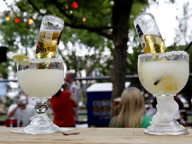 Katy Trail Ice House reopened Aug. 7, 2020 in Dallas after being shut down by the governor for more than a month.