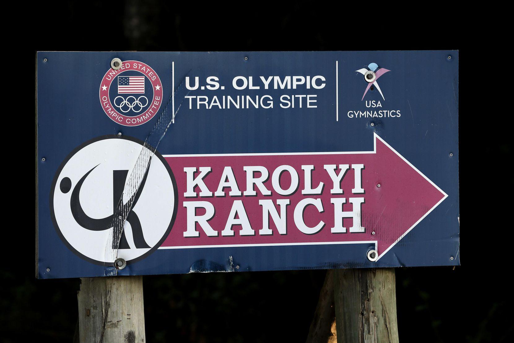 En el Rancho Karolyi, las gimnastas tenían miedo hasta de pedir permiso para ir al baño, cuenta una de ellas. AP