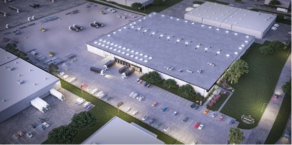 M2G Ventures has purchased two industrial properties in the Great Southwest Industrial District.
