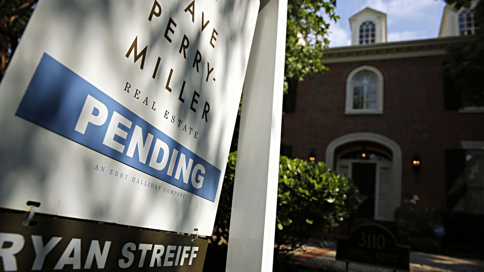 Dallas-area home prices were up only 5.6 percent in the latest S&P/Case-Shiller Home Price Index.