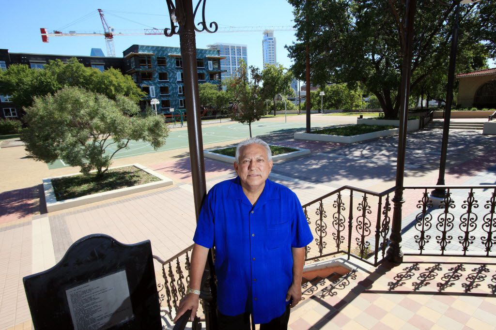 Albert Valtierra is on the board of the Dallas Mexican American Historical League.