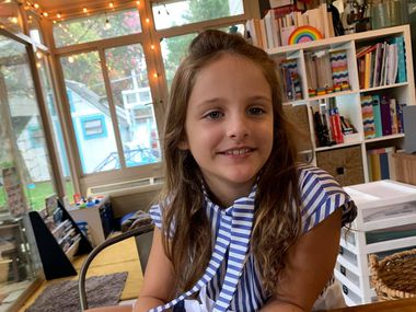 Grapevine second-grader Paisley Elliott has been nominated for the junior version of the Nobel Peace Prize.