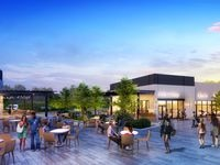 The Shops at the Gate will open next year.