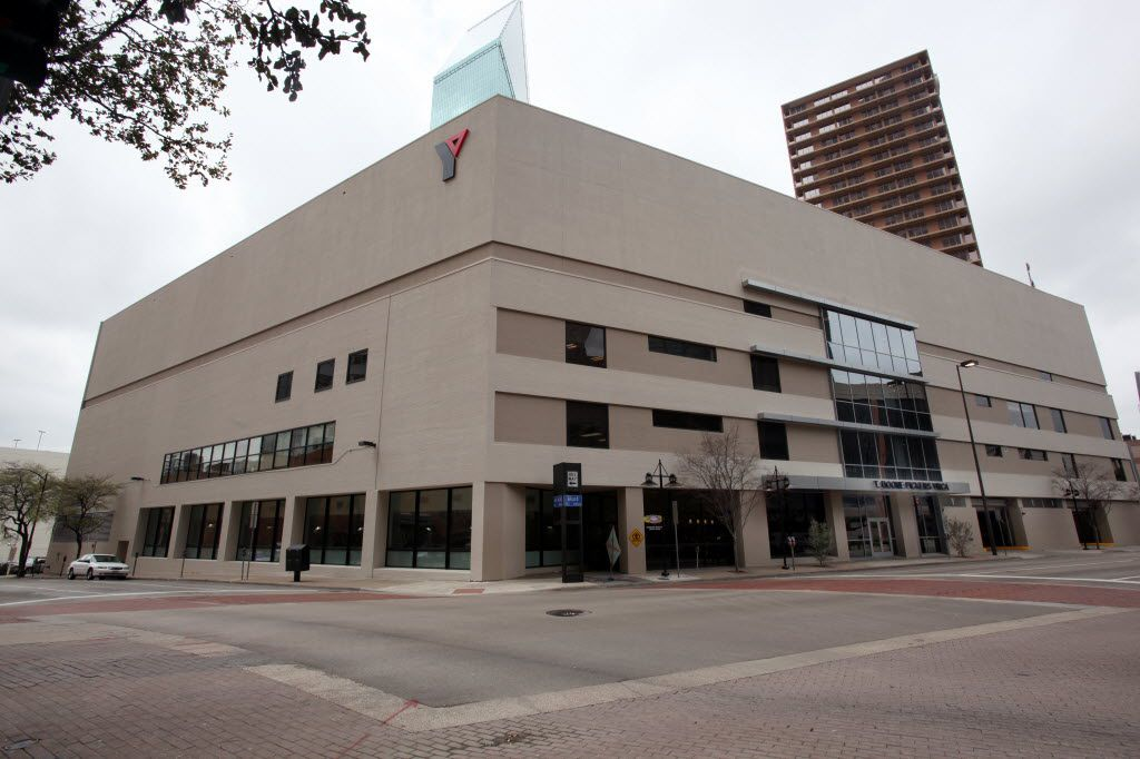 The T. Boone Pickens YMCA in downtown Dallas may soon be on the market.