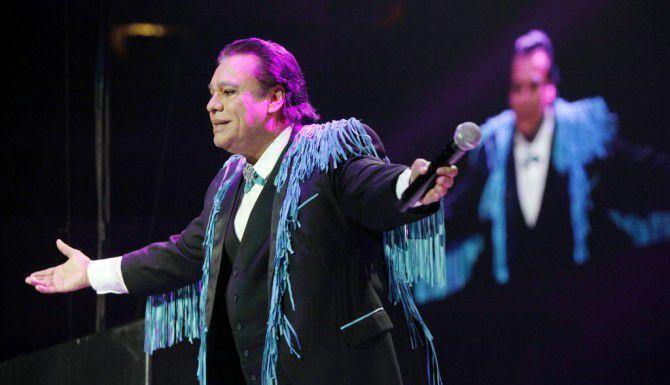 El último concierto de Juan Gabriel en el American Airlines Center de Dallas fue en octubre de 2015.