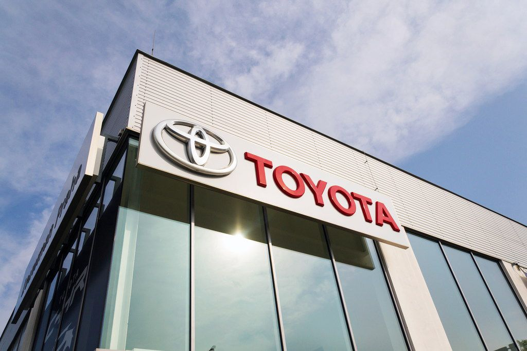 Toyota has a separate self-driving unit called Toyota Research Institute.. (Dreamstime/TNS)
