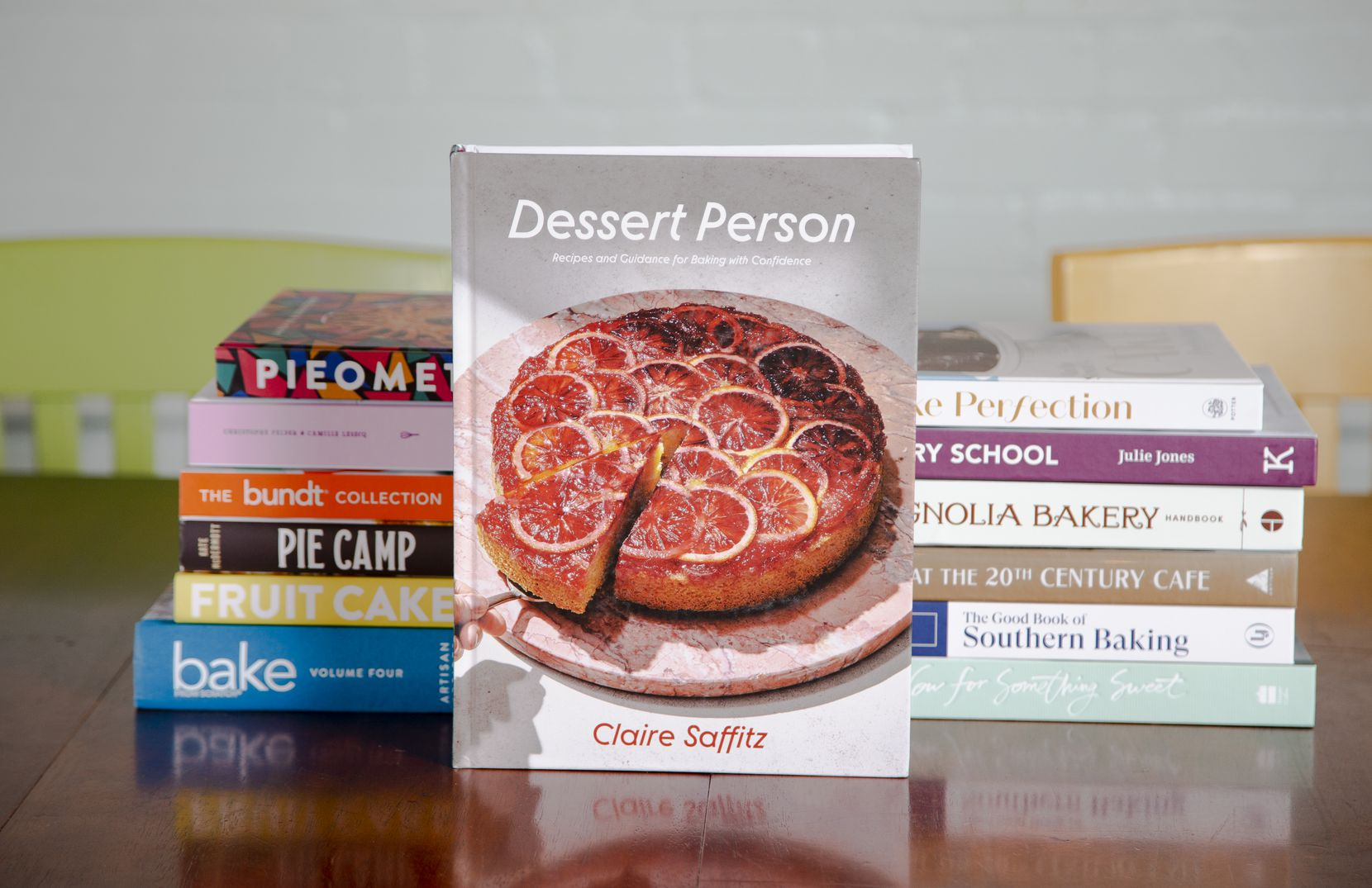 Personne de dessert