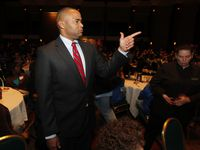 Fort Worth Rep. Marc Veasey was one of four Texas Democrats on Wednesday to urge President Joe Biden to rethink his moratorium on new federal oil and gas drilling permits.
