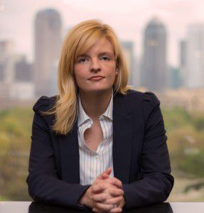 Dallas County First Assistant District Attorney Messina Madson