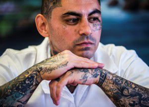Pablo Velez, who is serving 30 years in prison for a murder he said he didn't commit, is getting help from Anthony Graves' foundation. (Ashley Landis/Staff Photographer)