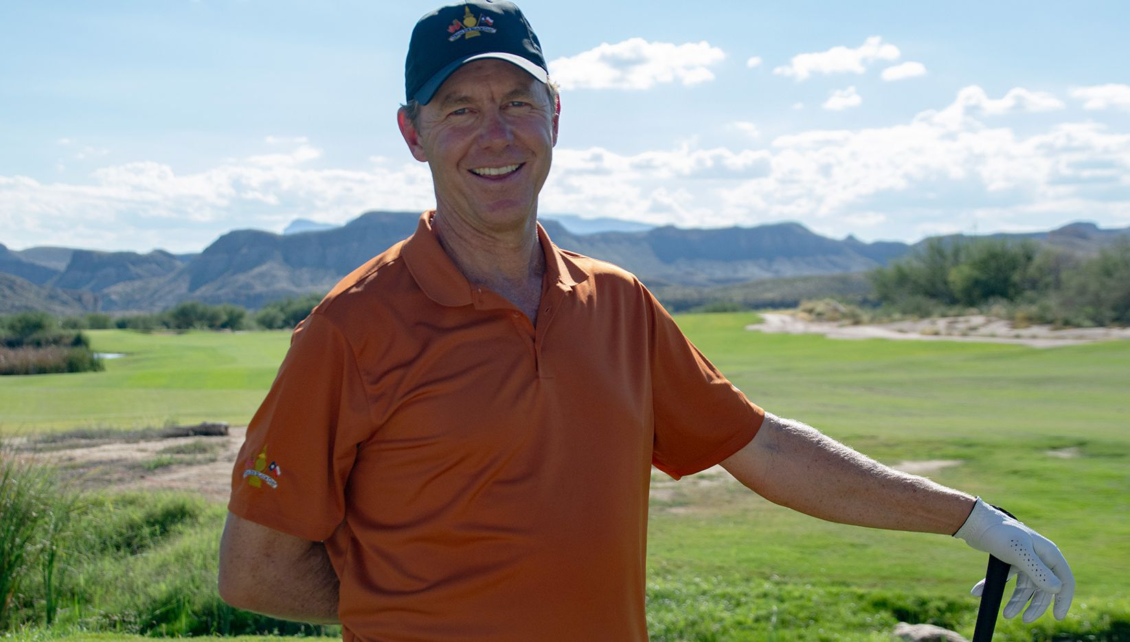 Cameron Doan, head golf professional at Preston Trail Golf Club in Dallas.