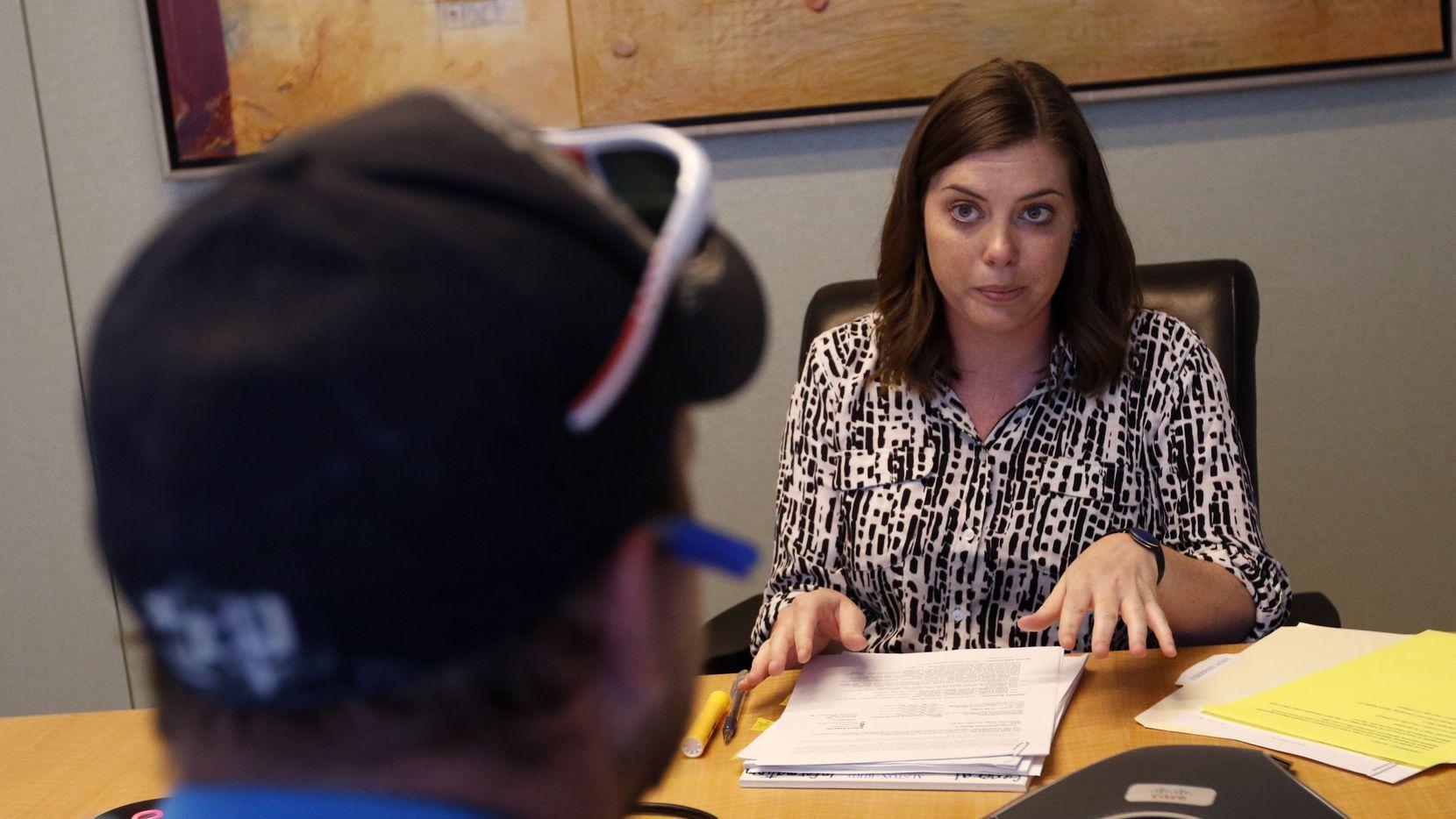 Durante todo el mes de enero habrá clínicas legales gratuitas. Se trata de un servicio del Programa de Abogados Voluntarios de Dallas.