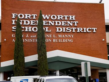 The Forth Worth School District will hold a specially convened board meeting on Aug. 26 to discuss next steps related to the governor's executive order banning mask warrants.
