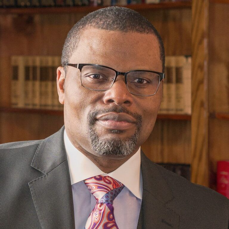 Michael Evans, elected mayor of Mansfield  in a runoff election Dec. 8, 2020.