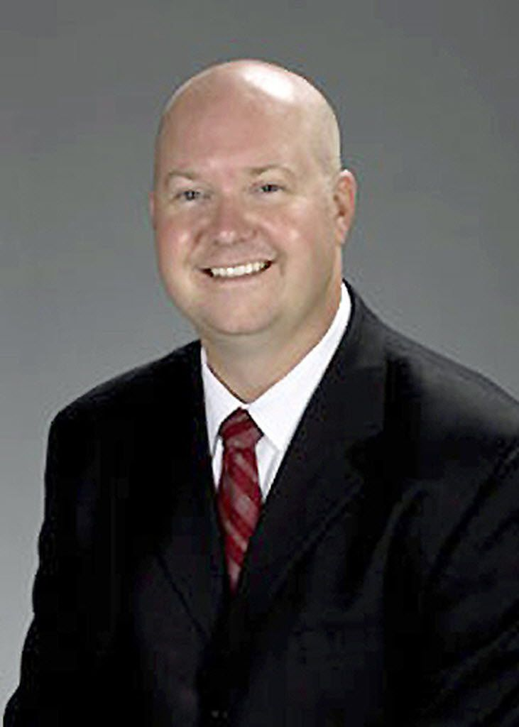 Former Collin County Commissioner Chris Hill was first elected in 2012 and was serving a second term.