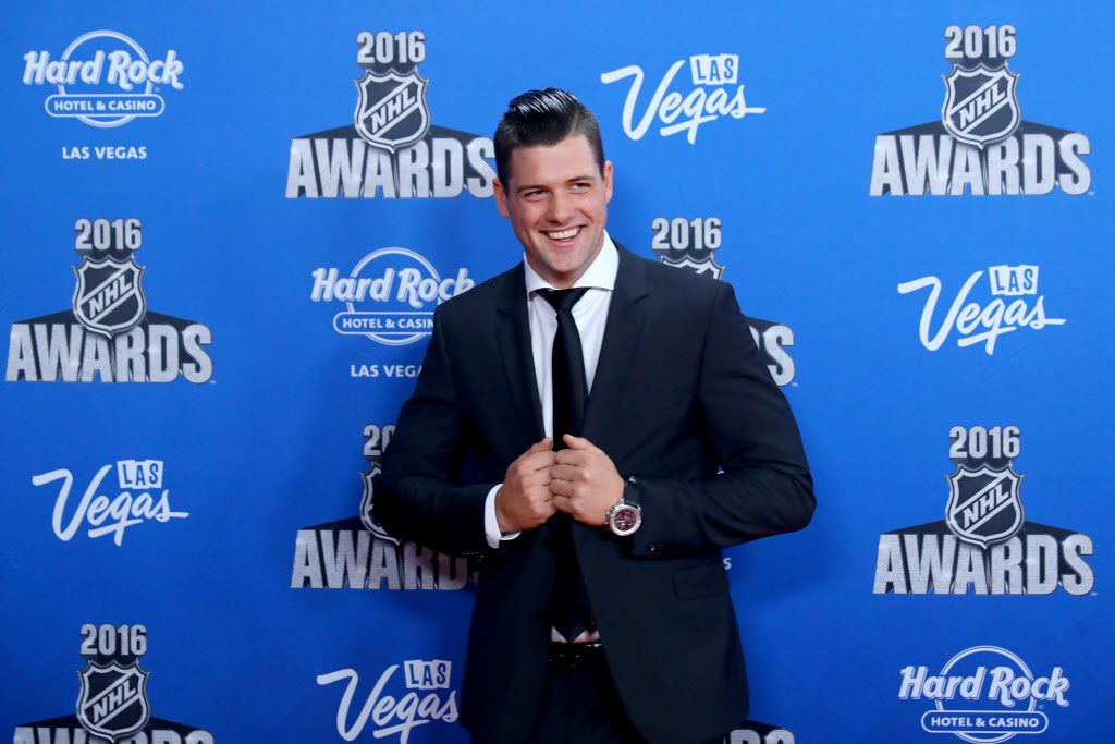 LAS VEGAS, NV - JUNE 22:  Jamie Benn of the Dallas Stars attends the 2016 NHL Awards at the Hard Rock Hotel & Casino on June 22, 2016 in Las Vegas, Nevada.  (Photo by Bruce Bennett/Getty Images)