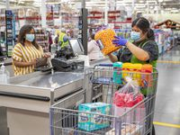 Walmart and Sam's Club are requiring that masks be worn in their stores starting July 20, 2020.