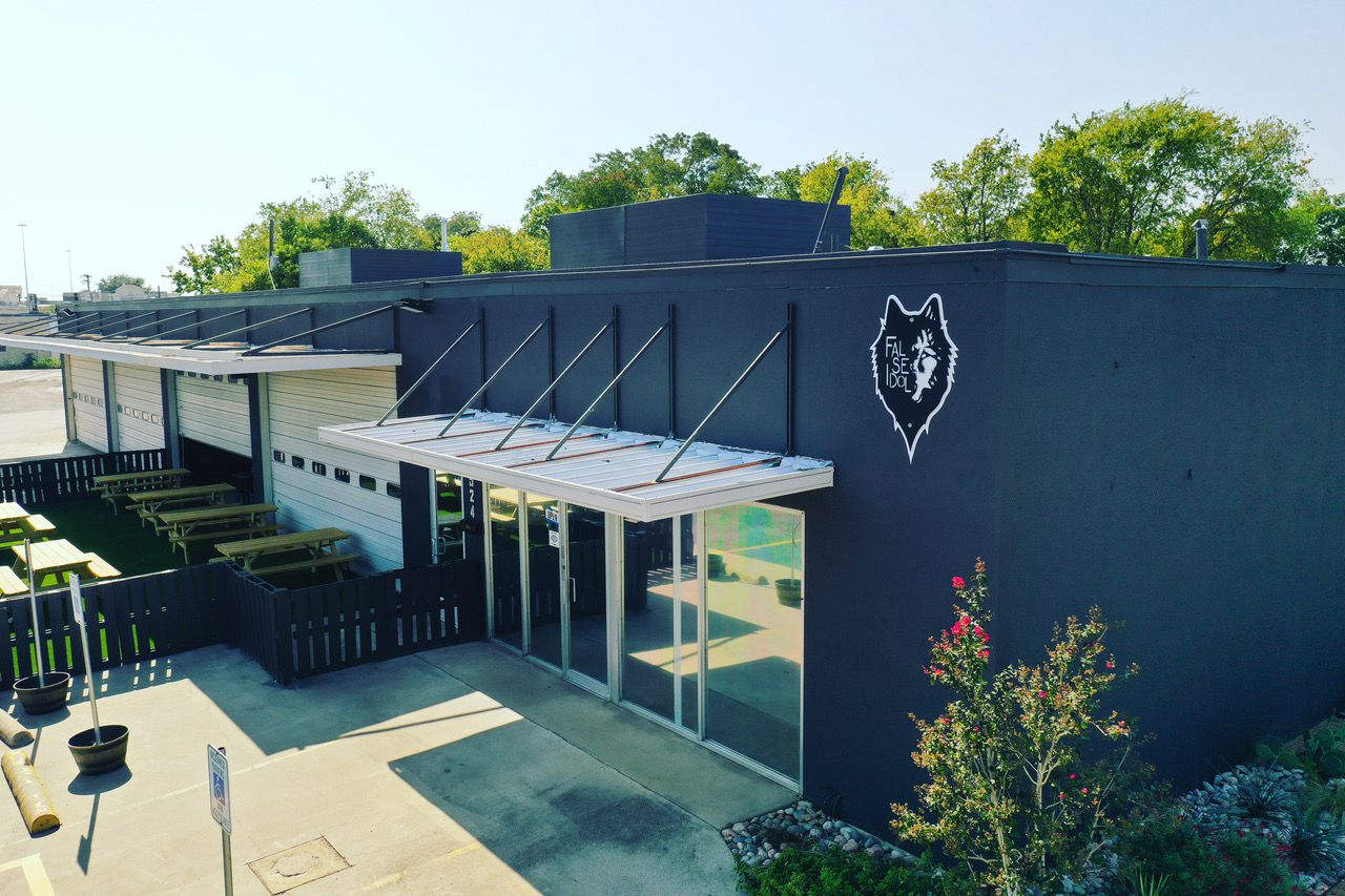 False Idol Brewing in North Richland Hills