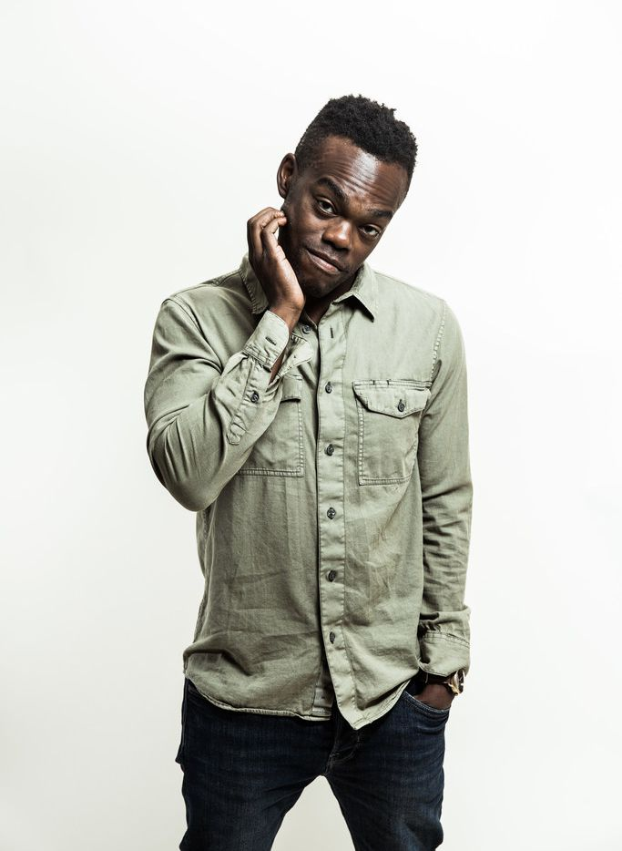 William Jackson Harper, who plays Chidi on The Good Place, has written his first play — about his hometown of Dallas.
