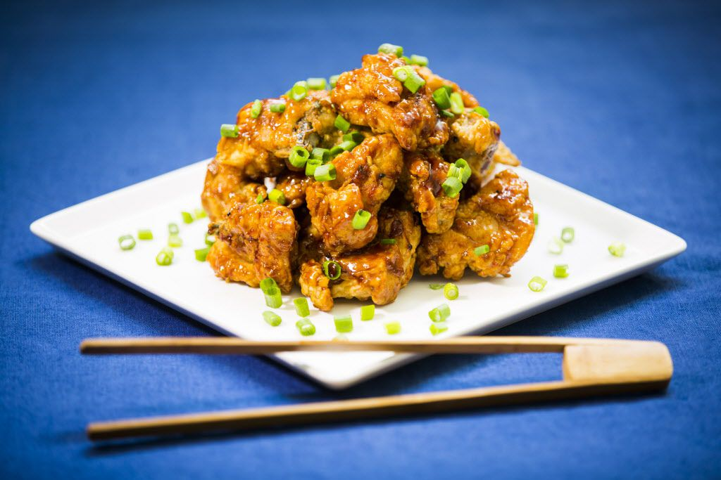 CM Chicken, which serves Korean fried chicken, is the newest restaurant to open in Grand Prairie's Asia Times Square.
