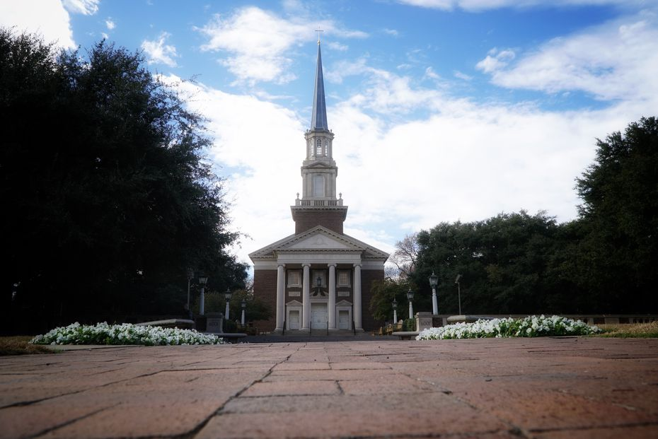 "SMU President R. Gerald Turner says the Perkins School of Theology can't afford to be associated with a single group. ""It needs to be able to do theological training in the Wesleyan tradition for all of them like we always have."""