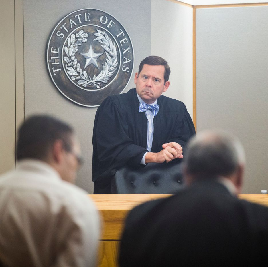 Judge Robert D. Burns III will preside over the capital murder trial of Charles Phifer, accused in the death of 4-year-old Leiliana Wright.