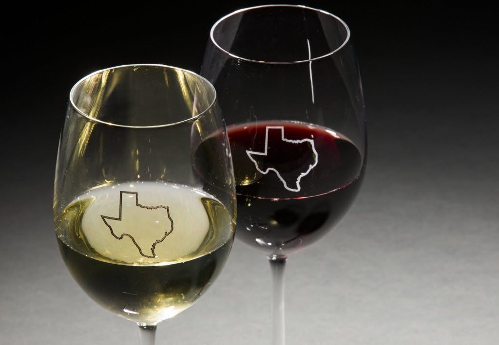 Texas wines as photographed in the studio on Wednesday, September 16, 2015 at The Dallas Morning News Dallas, Texas.   (Ashley Landis/The Dallas Morning News)