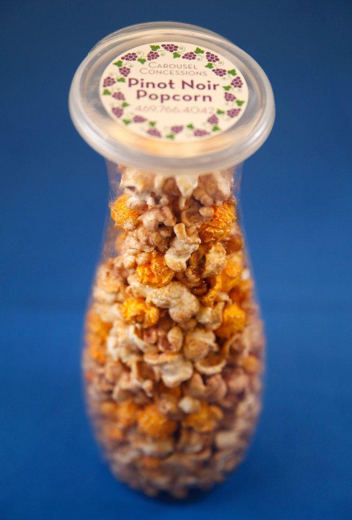 Pinot Noir Popcorn by the Parish Family
