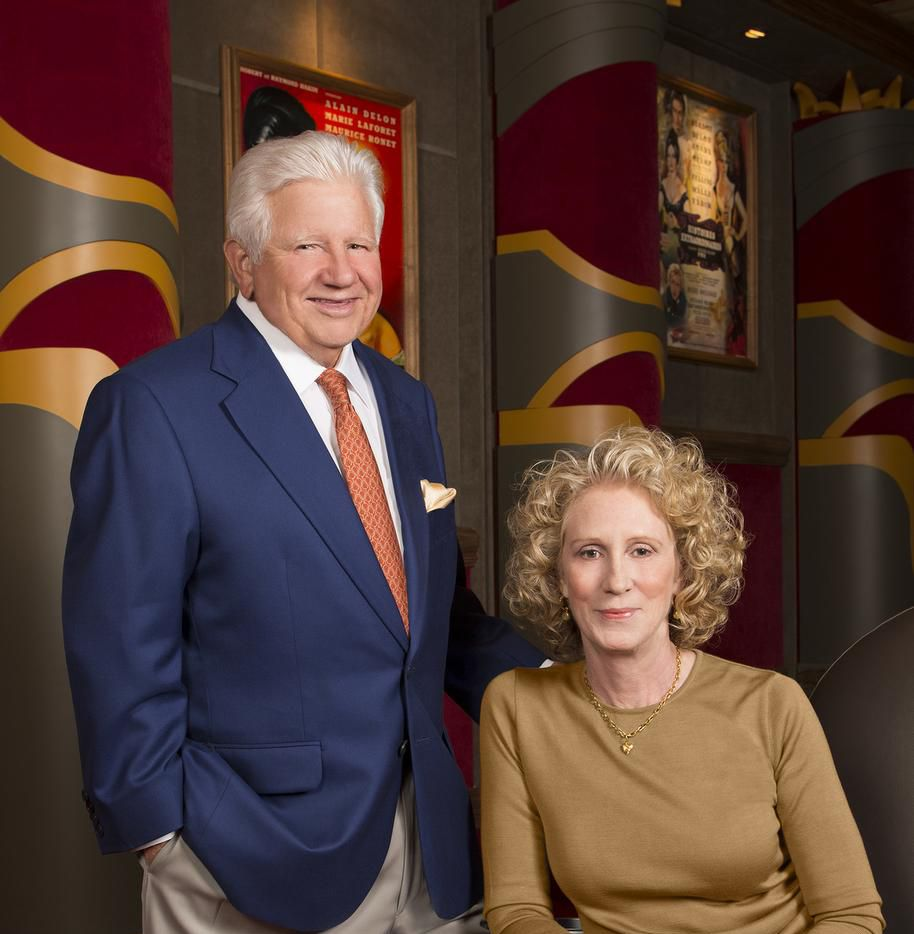 Dallas Baptist University will present its Russell H. Perry Free Enterprise Award to Lee Roy and Tandy Mitchell.
