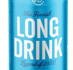 The Finnish Long Drink is a top selling category of alcoholic beverages in Finland. The traditional product made of grapefruit, gin and juniper berries creates a thirst-quenching and complex taste.
