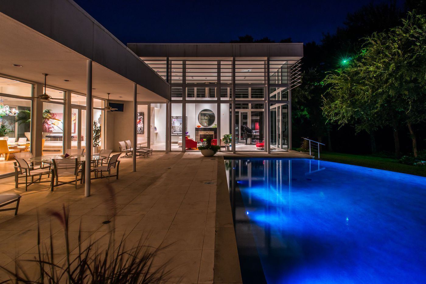 Take a look at the home at 4130 Cochran Chapel Road in Dallas, TX.