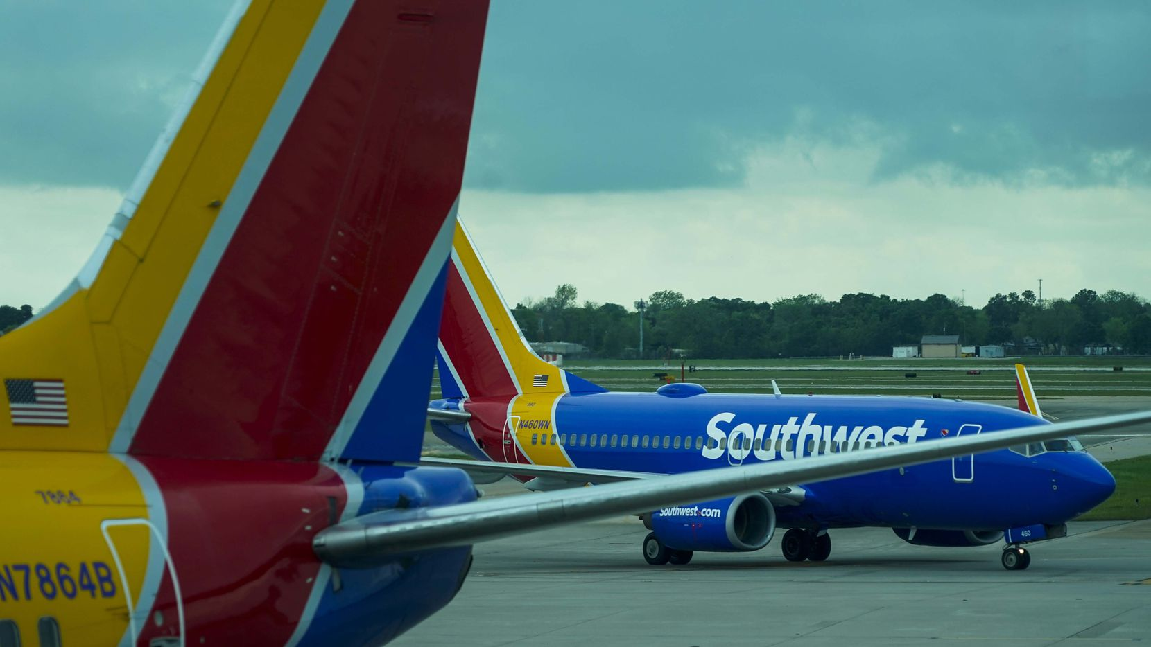 Southwest Airlines CEO warns of pay cuts and a 'drastically