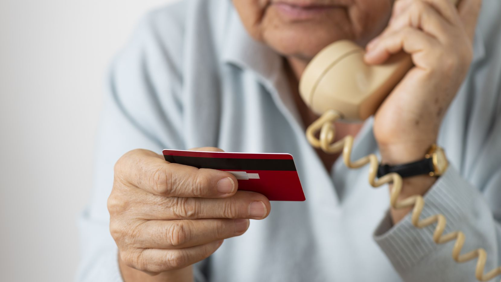 Fraudsters see senior citizens as easy marks. Be on guard for common scams.