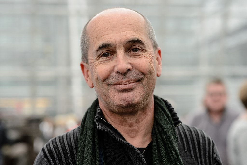 Don Winslow at the Leipzig Book Fair in 2016.
