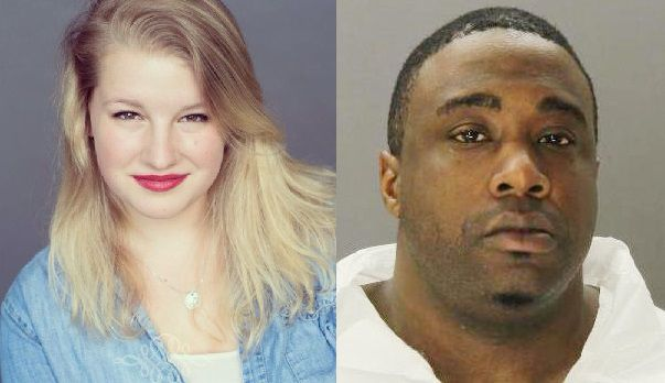 The Dallas County District Attorney's office is planning to seek death for Antonio Cochran (left), the man accused of kidnapping and killing 18-year-old Zoe Hastings in 2015 while she was on her way to a pharmacy to return a rental movie.
