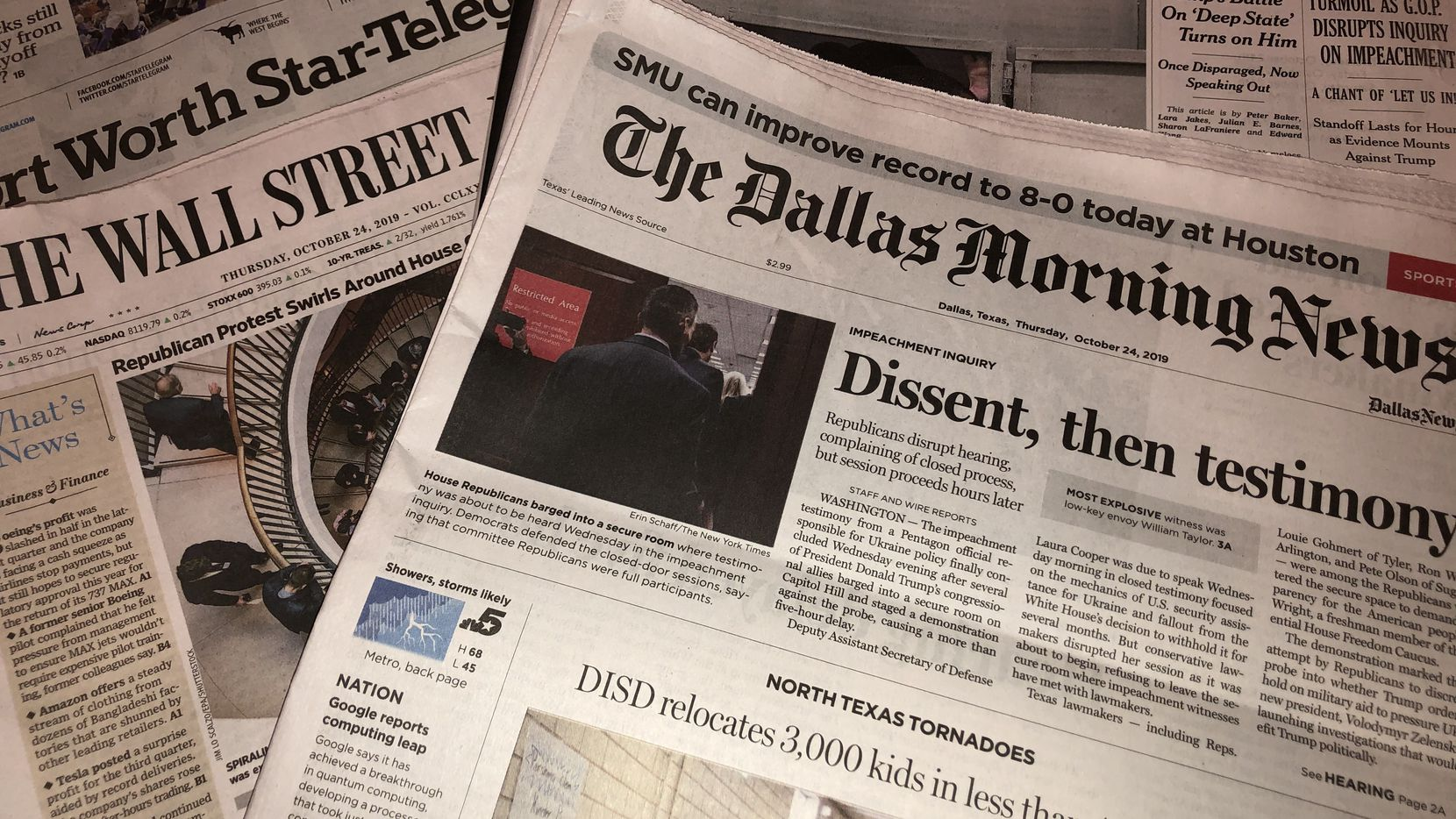 Subscribers to major newspapers across Texas and the U.S. along with hundreds of magazines were ripped off when they mailed in renewal checks to a business the government proved was a scam.