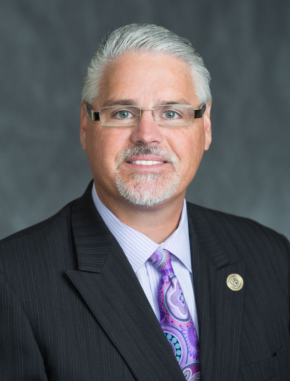 Rep. Dan Huberty, R-Houston
