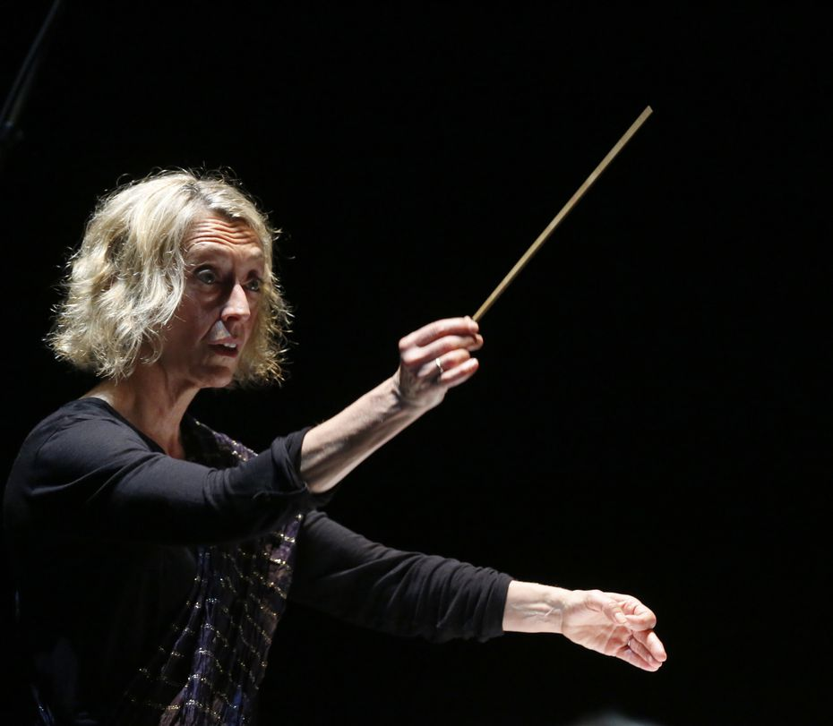 Nicole Paiement is the principal guest conductor of the Dallas Opera and a regular faculty member at the Hart Institute.
