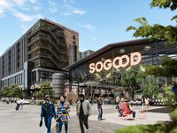 Developers of the SoGood project south of downtown Dallas plan an innovation center, apartments and retail in the 15-acre project.