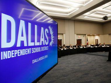 La junta del DISD también tendrá elecciones el 3 de noviembre.