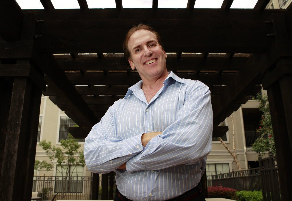 Brian Cuban, 49, brother of Mark Cuban, pictured on Sept. 23, 2010, is trying to bring the medical marijuana movement to Texas. He is a lawyer and a writer.