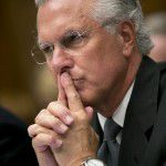 Dallas Fed president Richard Fisher (Andrew Harrer/Bloomberg)