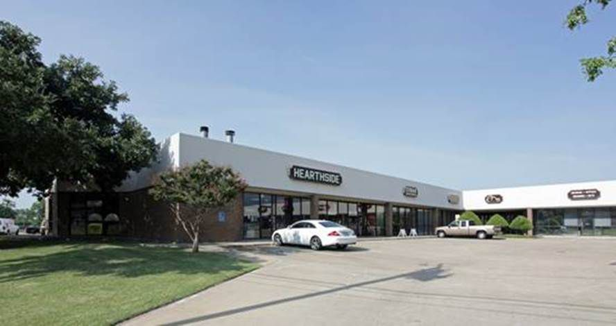 An investment group purchased the Inwood Road retail strip in Farmers Branch.